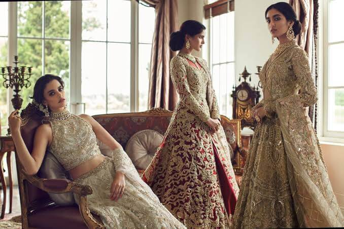 10 Best Bridal Wear Fashion Designer In Pakistan Pakistani Lawn Suit