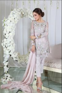 Best Pakistani Fancy Dresses To Wear On Wedding Pakistani Lawn Suit,Tea Length Wedding Dresses With Pockets