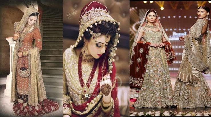 NIkah Dress For Bride