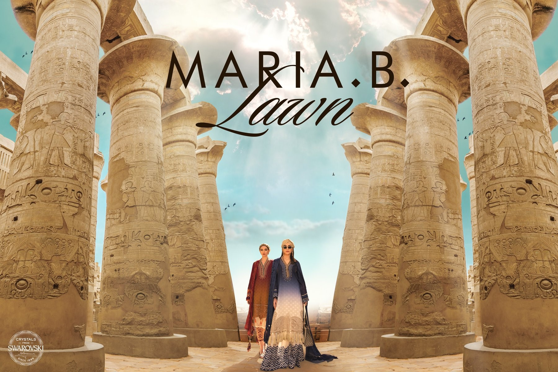 Maria B Luxe lawn 2020