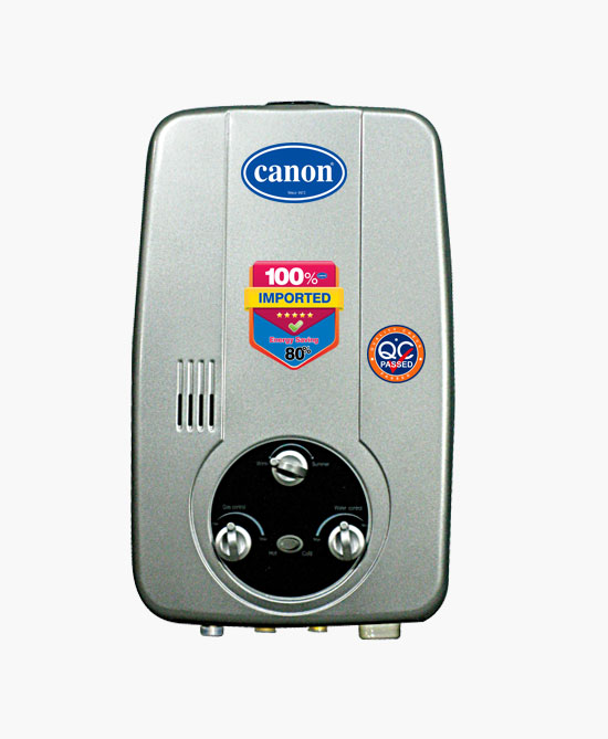 Canon Instant Water Geyser 6 Liters 18D Plus