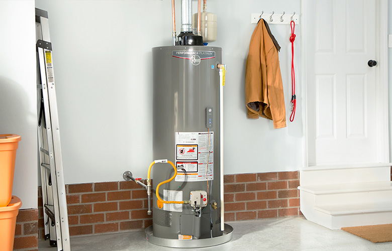 Old Fashioned Water Heaters