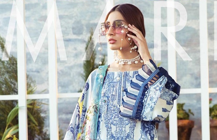 Maria B MPrints Lawn Collection 21
